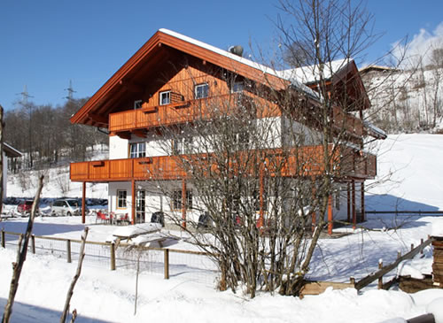 Appartementen Haus Sion