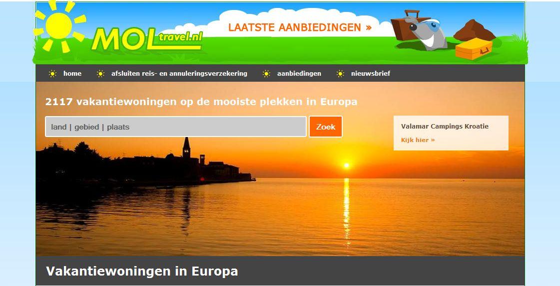 vakantiewoningen-europa