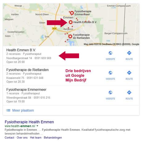 google-mijnbedrijf-maps