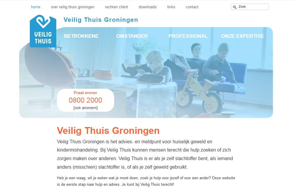 Veilig Thuis Groningen