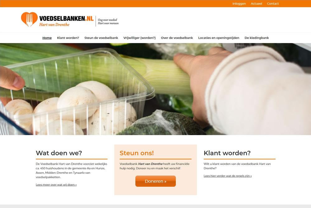 De Voedselbank Hart van Drenthe