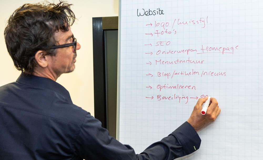 Social media training - WordPress training